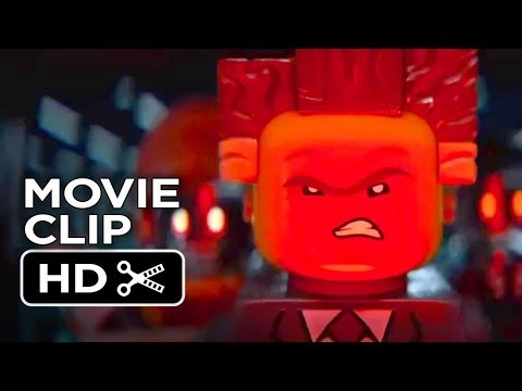 The Lego Movie CLIP - Lord Business Plan (2014) - Will Ferrell Movie, Chris Pratt Movie HD