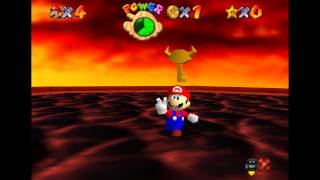 Super Mario 64 Beaten With 0 Stars (TAS) by Swordless Link (5:39) 1080P 60 Fps