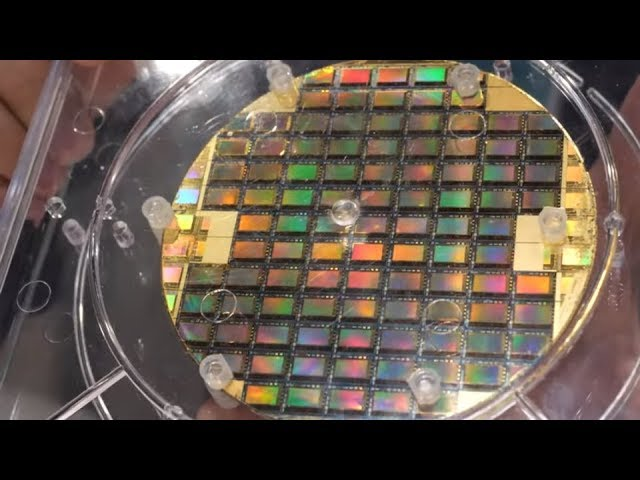 JBD microLED 2 million nits, 10,000 DPI (5000x4000), brightest, highest pixel density in the world