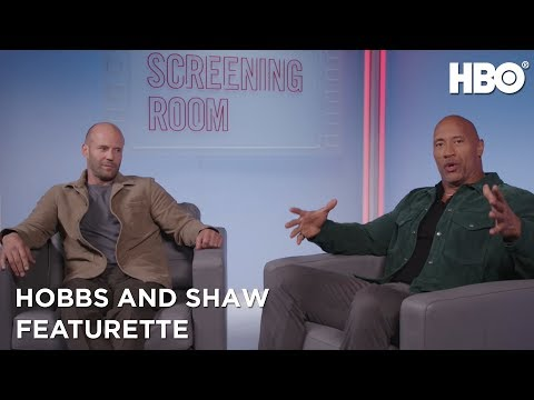 Hobbs And Shaw (2019): Dwayne Johnson & Jason Statham Featurette   HBO