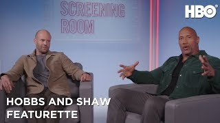 Hobbs and Shaw (2019): Dwayne Johnson & Jason Statham Featurette | HBO
