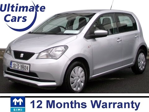 2013 Seat Mii in Silver for sale from Ultimate Cars