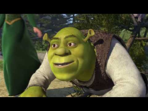 Thumbnail: Shrek but everytime someone blinks it gets faster