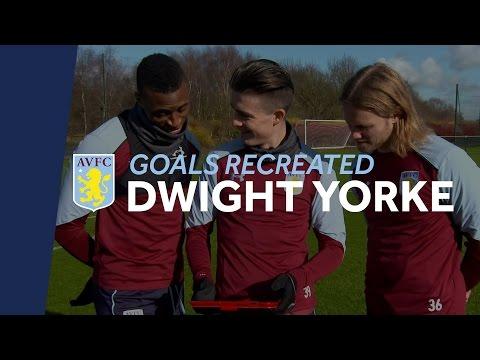 Goals Recreated: Dwight Yorke
