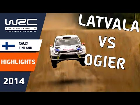 Event Highlights: Neste Oil Rally Finland 2014