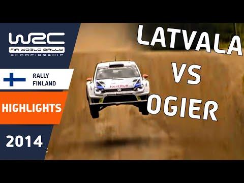 Event Highlights: Neste Oil Rally Finland 2014