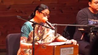 valobasha chara r ache ki/ live performance by sriradha banerjee