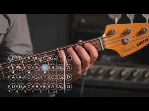 how-to-play-a-♯-/-b-flat-major-scale-|-bass-guitar