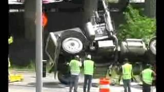 I-195 Dump Truck Crash
