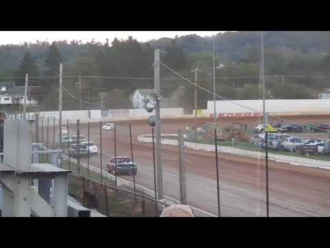 Bedford Speedway 9-30-17 Pure Stocks (Heat)