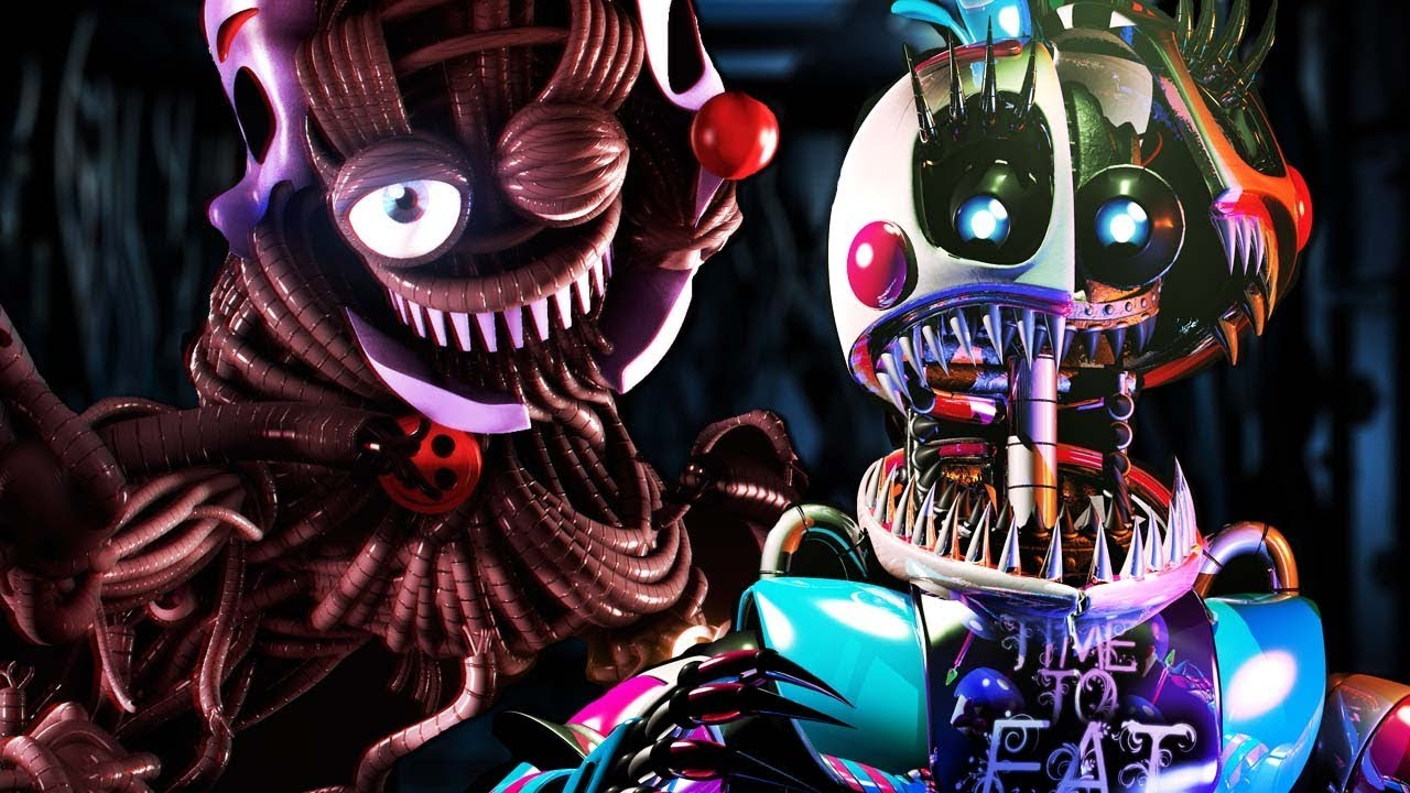 5 Nights At Freddy S Sister Location 2 Game | Legacy Time