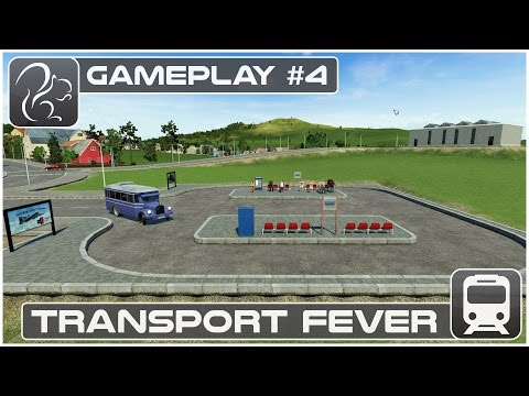 Transport Fever Gameplay #4 (Preview Build)