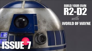 Build Your Own R2-D2 - Issue 7 (DONT USE THE BLACK SCREWS)