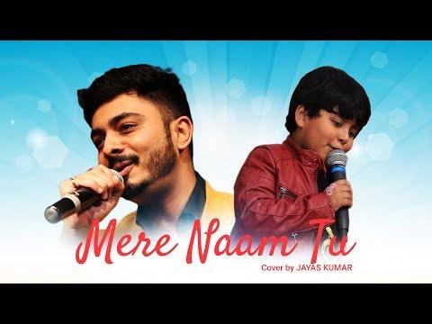 Saregamapa Little Champ Jayas Kumar Cover Mere Naam Tu of Film Zero Featuring Abhay Jodhpurkar