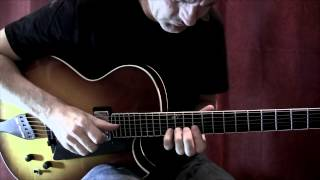 Night & Day Jazz Guitar Standard