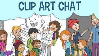 Drawing Clip Art For Teachers | Selling Clip Art on Teacherspayteachers