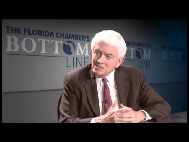 The Bottom Line With Tom Donohue