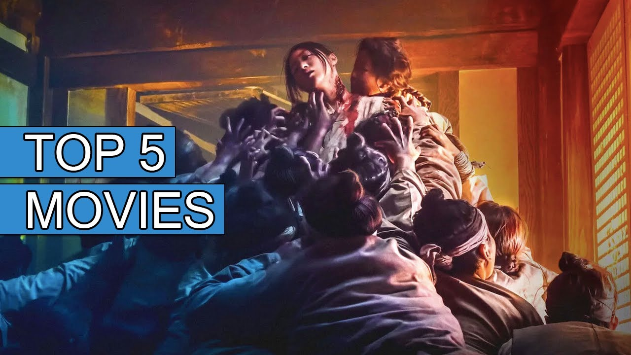 Download Top 5 Korean Zombie Movies