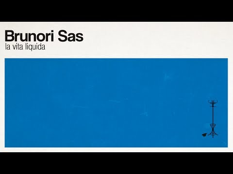 Brunori Sas - La vita liquida (audio ufficiale)