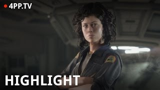 Nick disappoints Carlos - Alien: Isolation