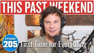 Mix - First Time for Everything | This Past Weekend w/ Theo Von #205