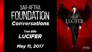 Conversations with Tom Ellis of LUCIFER