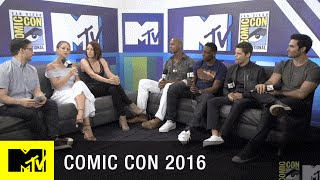 "Supergirl Cast Presents ""The Man Band"" 