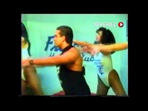 Fitness Health Club Canal 5 TV Uruguay 1993 TEVEREC