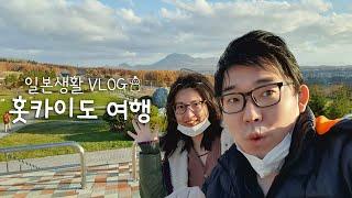 차타고 홋카이도 여행 |시라오이 와규, 도야코온천 |일…