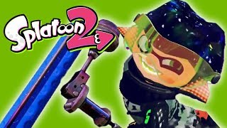 DOMINATING in League Battles! (Splatoon 2 Funny Moments)