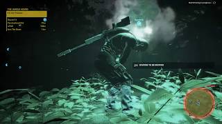 Predator First Encounter (Tom Clancy's Ghost Recon Wildlands)