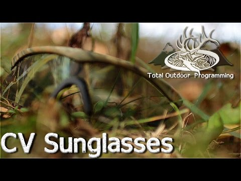 CV Vision (Camovision) Camo Hunting Sunglasses Review - Must Have For Deer, Waterfowl And Turkey