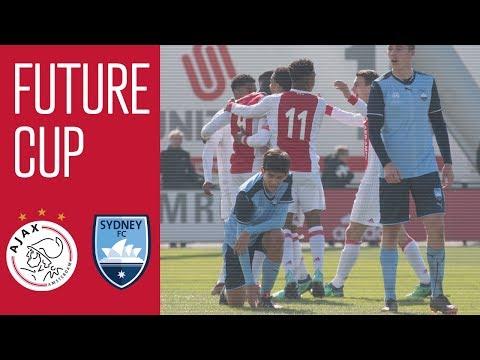 Highlights Ajax O17 - Sydney FC
