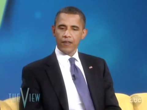 Barack Obama on Being Biracial on