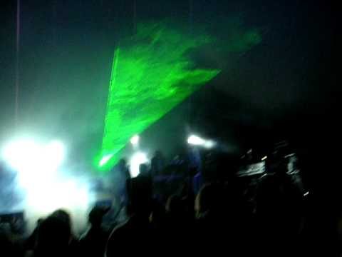 System 7 Live at Eden Festival, Ae Forest, Galloway, Sept 2009