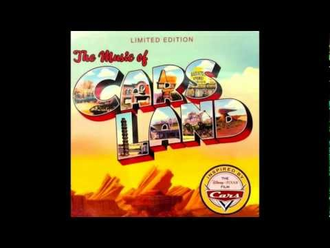 """The Music of Cars Land """"Welcome to Radiator Springs"""" (Larry The Cable Guy)"""