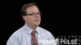 Prairie Pulse 1315; Rev. Paul Lang, Gregory Fitz, Minneapolis MN