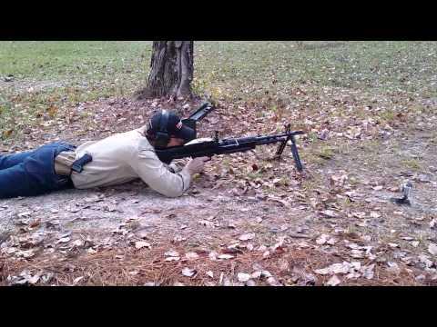 Bridgetown Gun Shop M60 Machine Gun 7.62