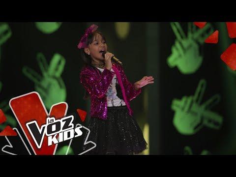 VIDEO: Valentina canta ¿Qué Precio Tiene el Cielo? – Audiciones a Ciegas | La Voz Kids Colombia 2019