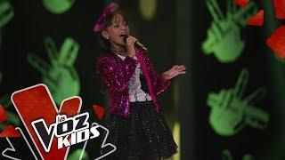 Valentina canta Que Precio Tiene el Cielo - Audiciones a Ciegas La Voz Kids Colombia 2019
