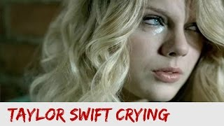 TAYLOR SWIFT CRYING-SELENA GOMEZ COMFORTING HER!