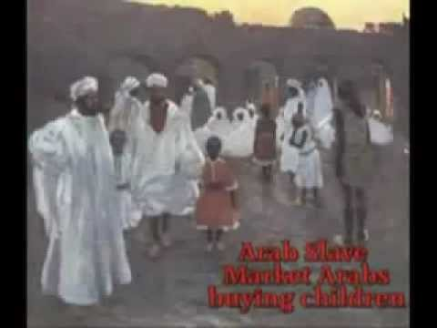 Arab Muslim Slave Trade Of Africans: 140+ million slaves