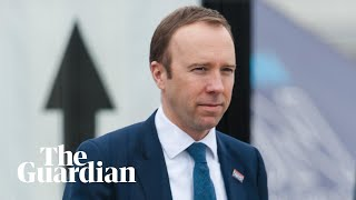 Coronavirus: Matt Hancock holds briefing on outbreak in UK – watch live