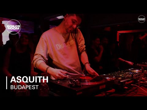 Asquith Boiler Room Budapest x Lobster Theremin DJ Set