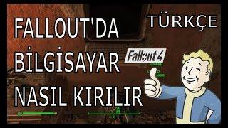 Fallout 4 de terminal nasıl hacklenir (Türkçe)