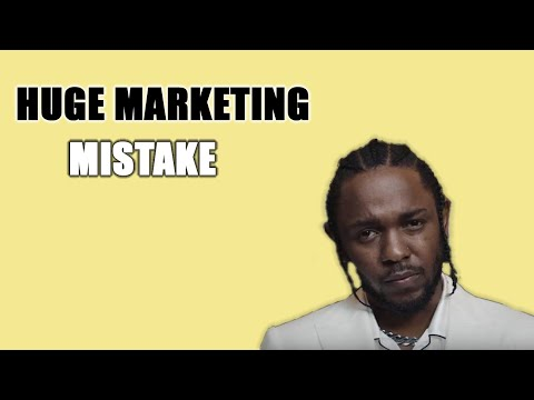Music Marketing Mistake Artists Make