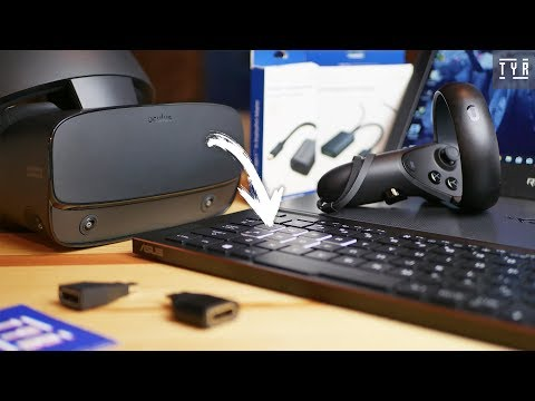 Oculus Rift S Biggest Problem Is Laptops - Type-C And HDMI Adapters Tested