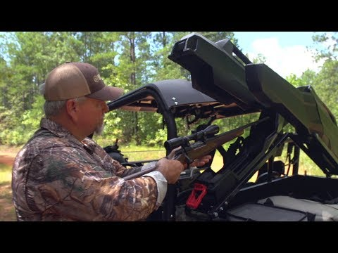 Trick-Out Your ATV Or UTV With Hot New Hunting/Safety Gear
