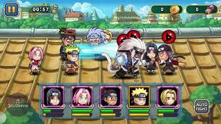Upgrade Iruka (Game Naruto) | Ninja Rebirth - Monster Legend | Jet'...