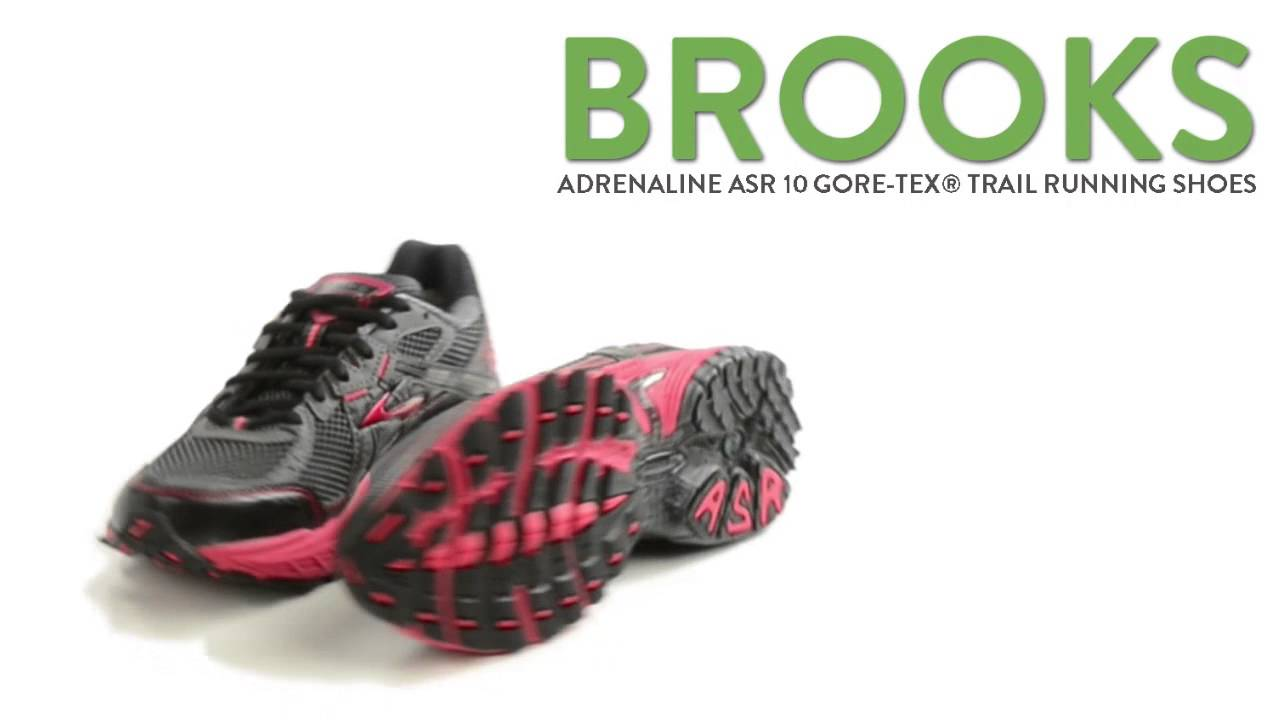 2ddb822a3fc67 Brooks Adrenaline ASR 10 Gore-Tex® Trail Running Shoes - Waterproof (For  Women)